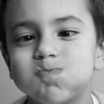 Syndrom nešikovného dítěte