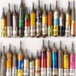 Z obyčejné tužky neobyčejný výtvor