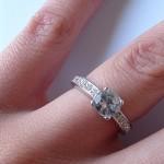 Vyberte ten pravý zásnubní prsten