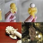 3D papírová vločka