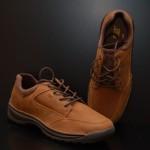 Správná péče o koženou obuv