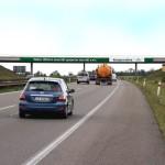 Kooperativa apeluje na řidiče brutálními reklamními bannery II.