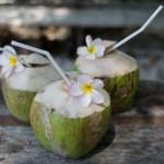 Kokosová dekorace