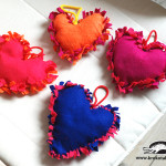 Vyrábíme Valentýnské srdce