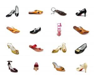 dámská plesová obuv