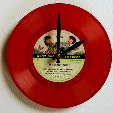 gramofonové hodiny