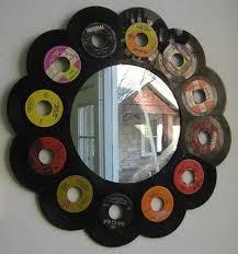 gramofonové zrcadlo