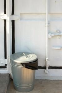 odpadkový koš