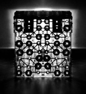 svítíci audiokazety