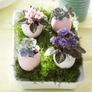 květinová vajíčka