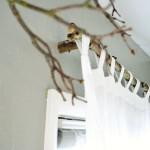 Garnýže vyrobeny z větví od stromu