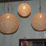 Originální, levná lampa