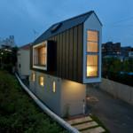 Trojúhelníkový dům