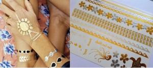 tetování na ruce
