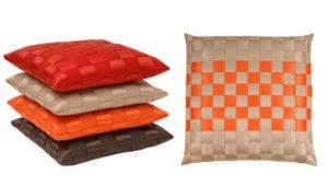 spojení textílie a bezpečnostních pásů