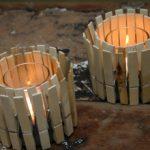dekorace svíčky