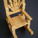 dekroace-židlička