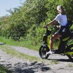 Kam nemůže motorka, tam může e-Babeta